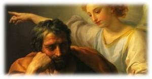 Anton Raphael Mengs,Sogno di San Giuseppe