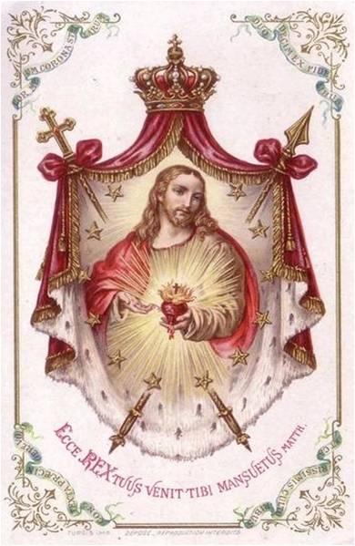 Venerdì 27 Giugno 2014 Sacro Cuore di Gesù Ecco, il tuo re viene a te mite - Mt 21,5