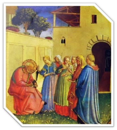 Martedì 24 Giugno 2014 Natività di San Giovanni Battista