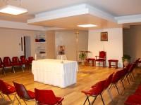 Il Restyling della Sala Don Gaetano Mauro
