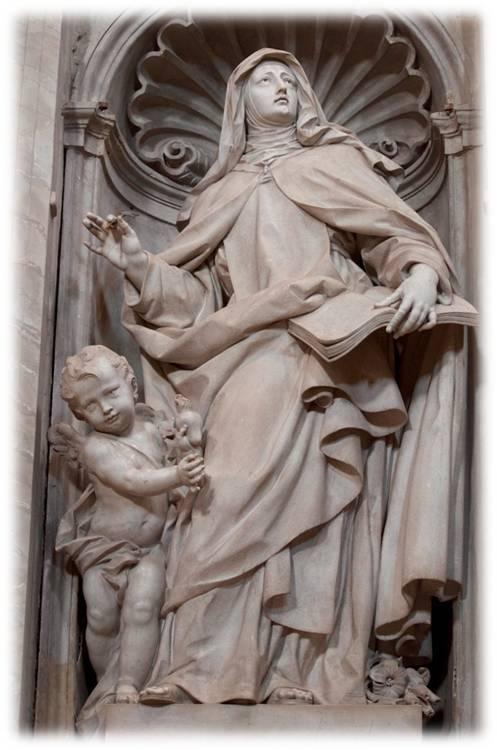 Filippo Della Valle (1698/1768) Basilica di San Pietro in Vaticano