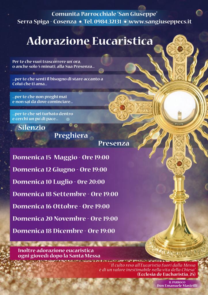 Calendario Eucaristico