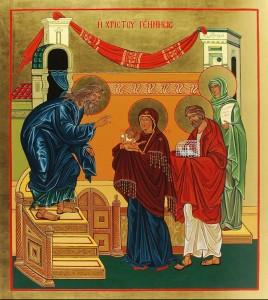 Presentazione al tempio www.piccoloeremodellequerce.it