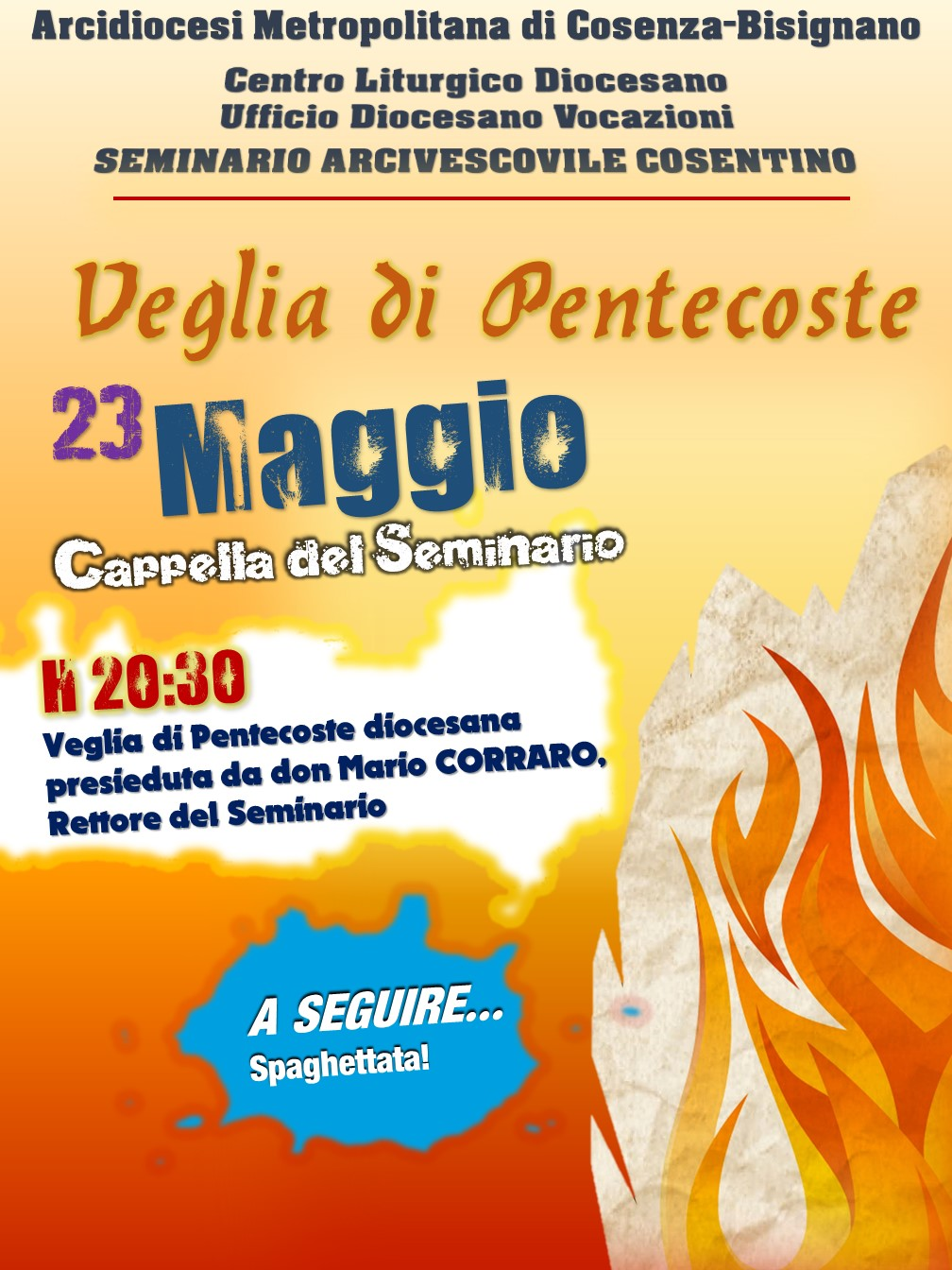 VegliaPentecoste2015