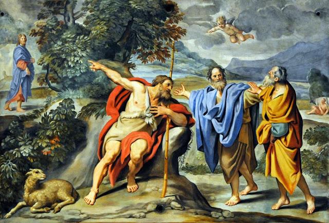 santandrea-della-valle1-giovanni-battista-indica-il-cristo