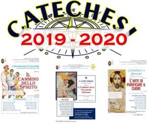 Tutte le informazioni sulle Catechesi 2019 - 2020