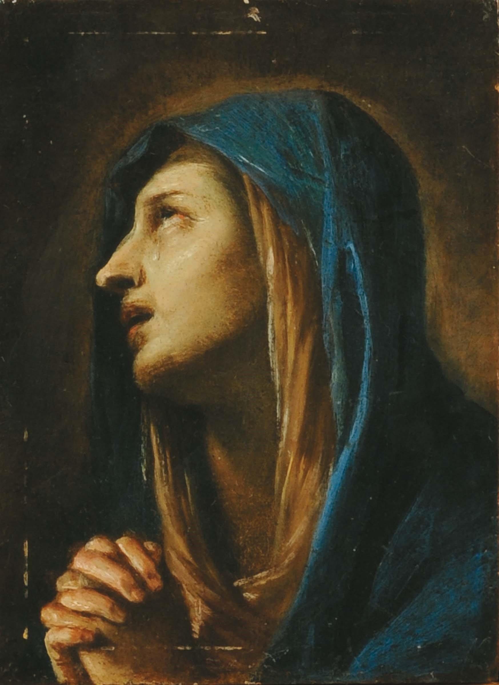 madonnain preghiera