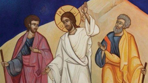 Verso la Pentecoste con la GIOIA della Resurrezione (3 maggio)